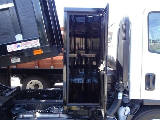 2018 LCF 5500HD Regular Cab,  American Truck Bodies Landscape Dump #184011 - photo 25
