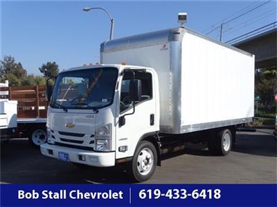 2018 LCF 4500 Regular Cab 4x2,  Supreme Signature Van Dry Freight #184013 - photo 1