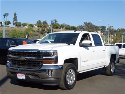 2018 Silverado 1500 Crew Cab, Pickup #185211 - photo 3