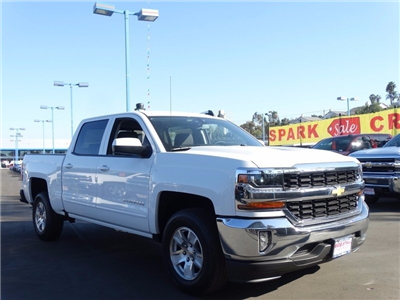 2018 Silverado 1500 Crew Cab, Pickup #185211 - photo 10