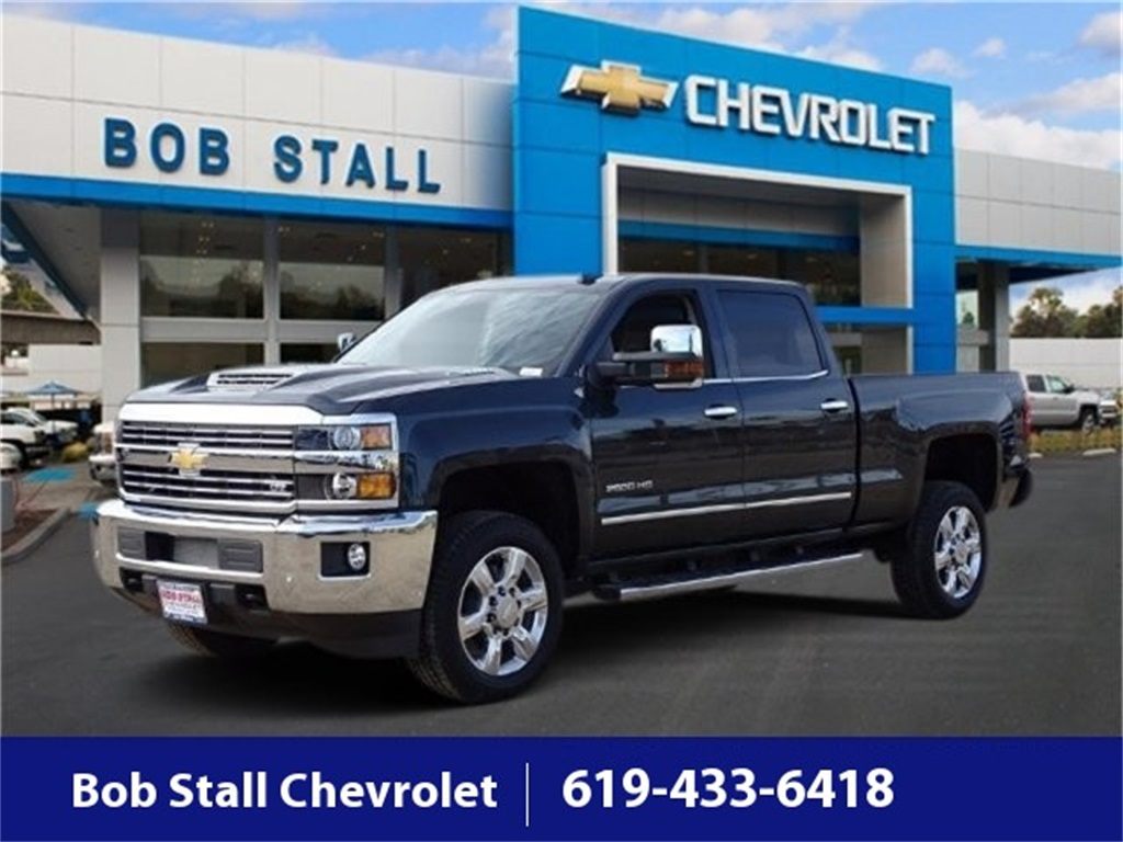 2018 Silverado 2500 Crew Cab 4x4,  Pickup #185587 - photo 1