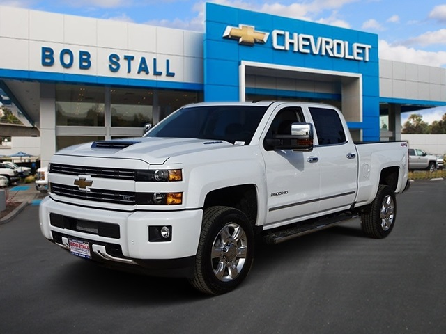 2018 Silverado 2500 Crew Cab 4x4,  Pickup #185605 - photo 1