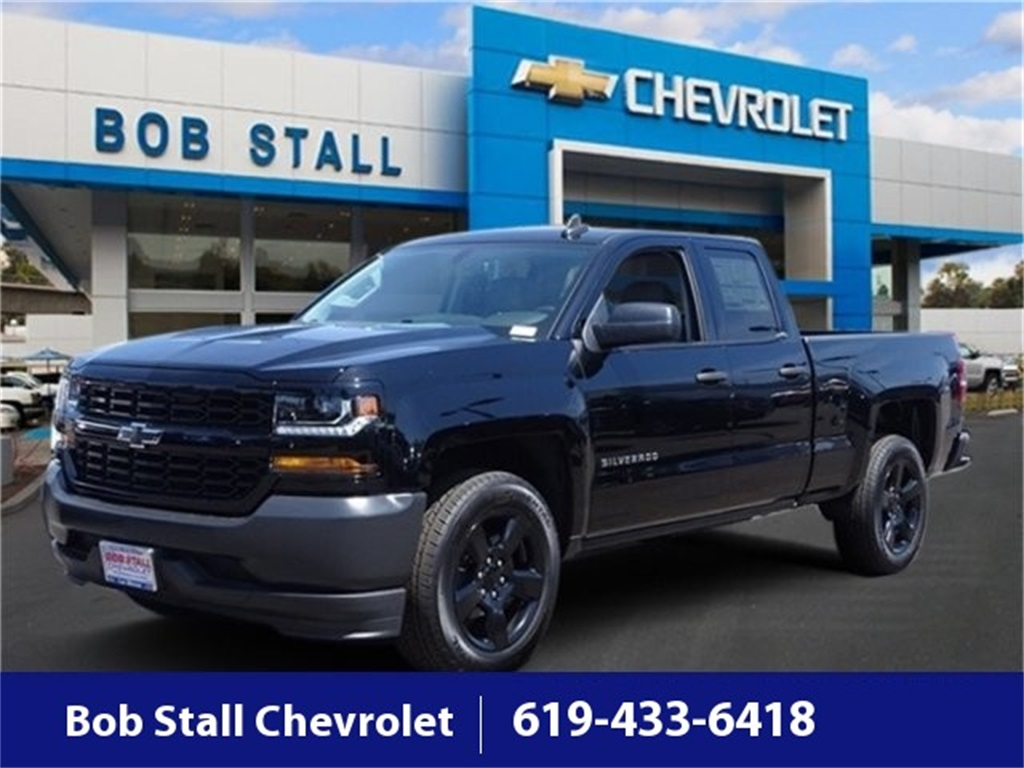2018 Silverado 1500 Double Cab, Pickup #185648 - photo 1