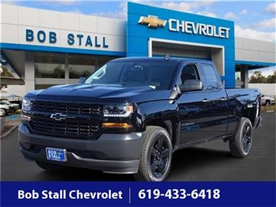2018 Silverado 1500 Double Cab 4x2,  Pickup #185654 - photo 1