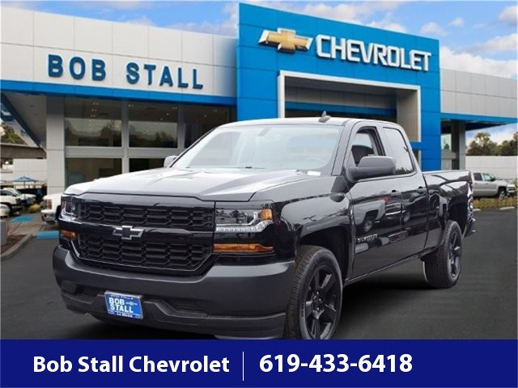 2018 Silverado 1500 Double Cab 4x2,  Pickup #185663 - photo 1