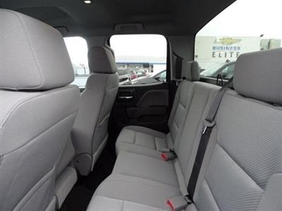 2018 Silverado 1500 Double Cab 4x2,  Pickup #185663 - photo 17