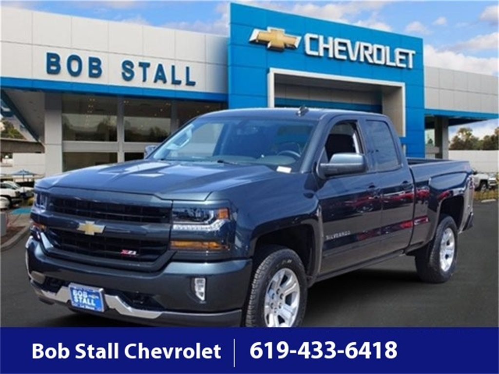 2018 Silverado 1500 Double Cab 4x4,  Pickup #185670 - photo 1
