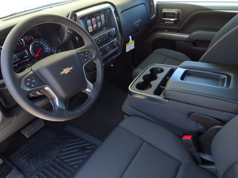 2018 Silverado 1500 Double Cab 4x2,  Pickup #185702 - photo 7