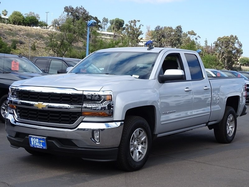 2018 Silverado 1500 Double Cab,  Pickup #185705 - photo 4