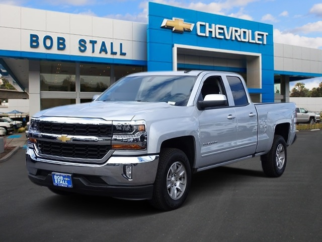 2018 Silverado 1500 Double Cab,  Pickup #185705 - photo 1