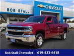 2018 Silverado 1500 Double Cab 4x2,  Pickup #185713 - photo 1