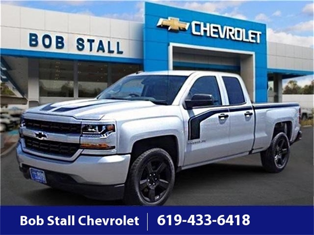 2018 Silverado 1500 Double Cab 4x2,  Pickup #185731 - photo 1