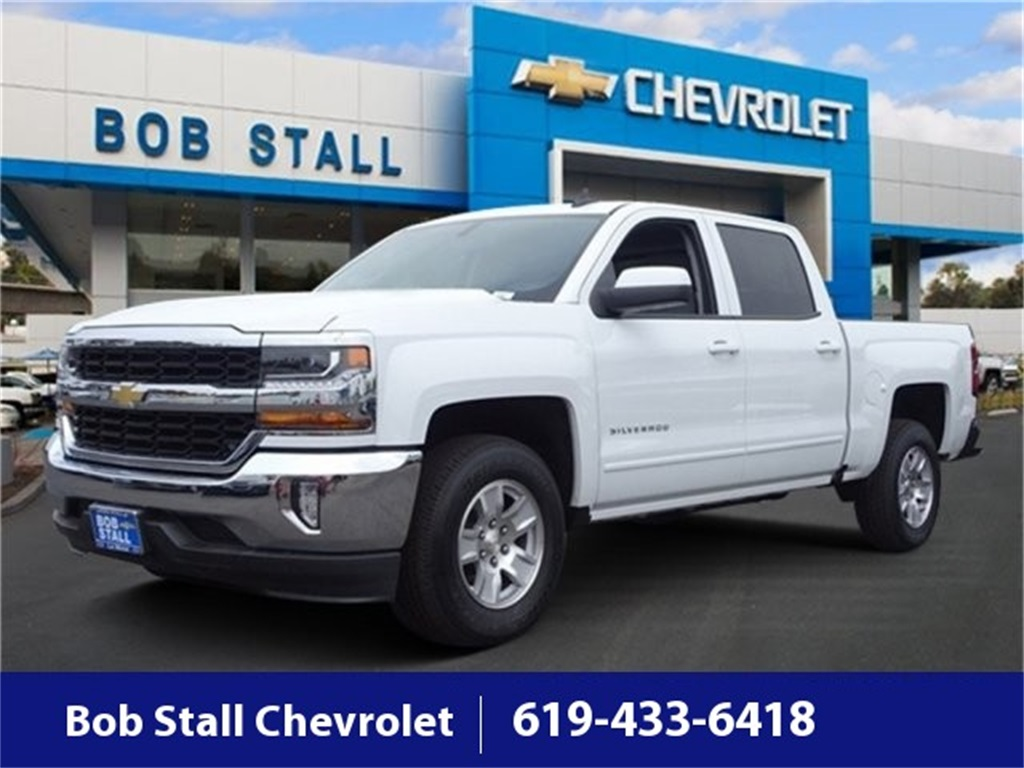 2018 Silverado 1500 Crew Cab 4x2,  Pickup #185821 - photo 1