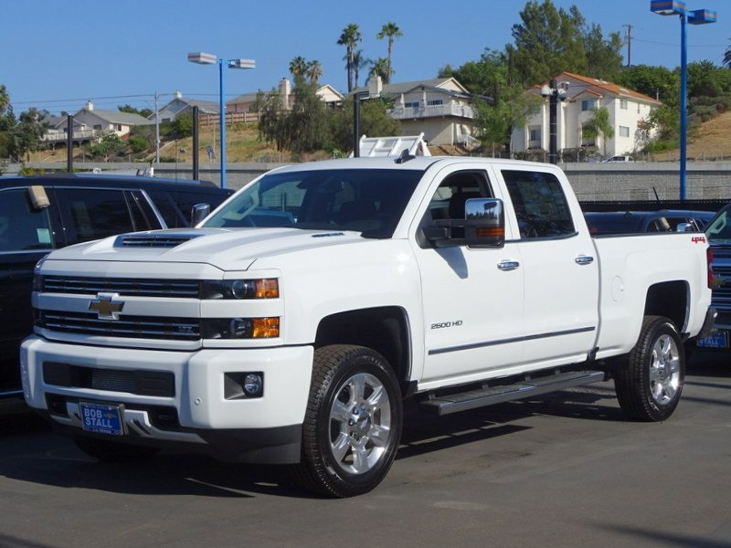 2018 Silverado 2500 Crew Cab 4x4,  Pickup #185868 - photo 3