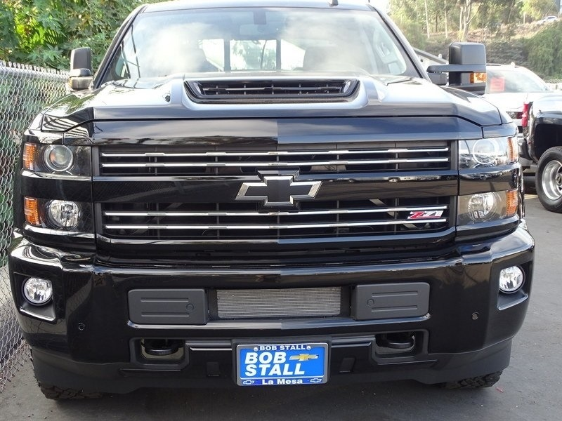 2018 Silverado 2500 Crew Cab 4x4,  Pickup #185885 - photo 4
