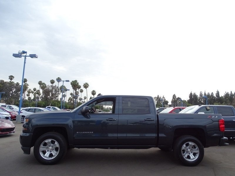 2018 Silverado 1500 Crew Cab 4x4,  Pickup #185945 - photo 4