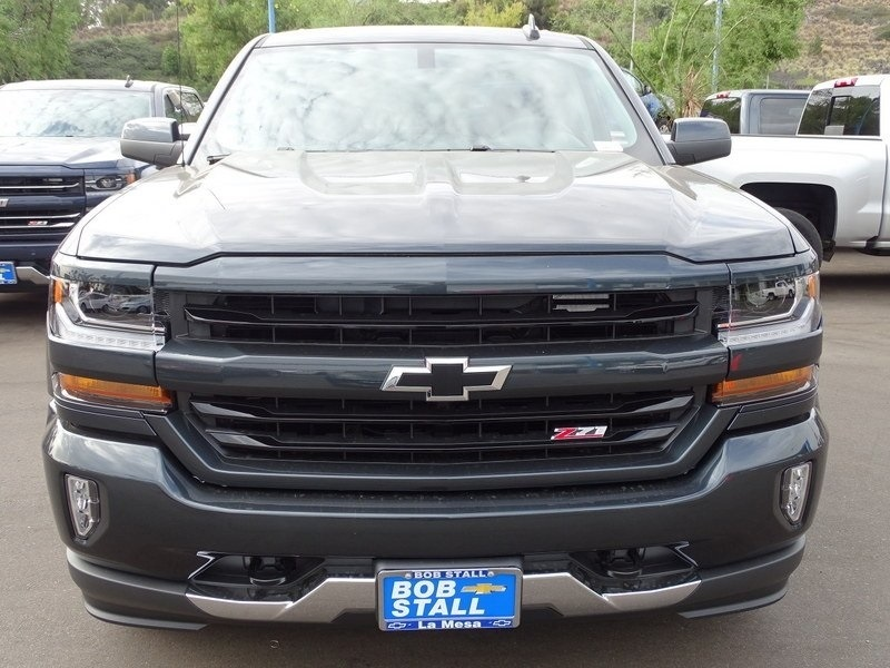 2018 Silverado 1500 Crew Cab 4x4,  Pickup #185945 - photo 5
