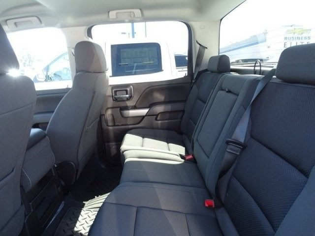 2018 Silverado 1500 Crew Cab 4x4,  Pickup #186010 - photo 22