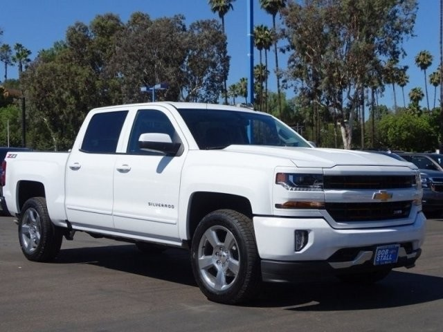 2018 Silverado 1500 Crew Cab 4x4,  Pickup #186010 - photo 4