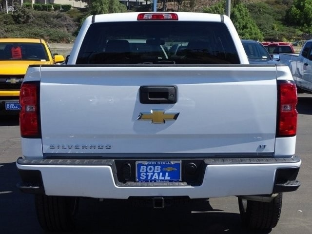 2018 Silverado 1500 Crew Cab 4x4,  Pickup #186010 - photo 2
