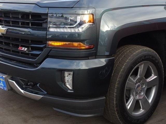 2018 Silverado 1500 Crew Cab 4x4,  Pickup #186030 - photo 24