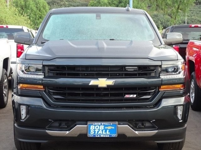 2018 Silverado 1500 Crew Cab 4x4,  Pickup #186030 - photo 4