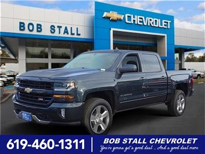 2018 Silverado 1500 Crew Cab 4x4,  Pickup #186030 - photo 1