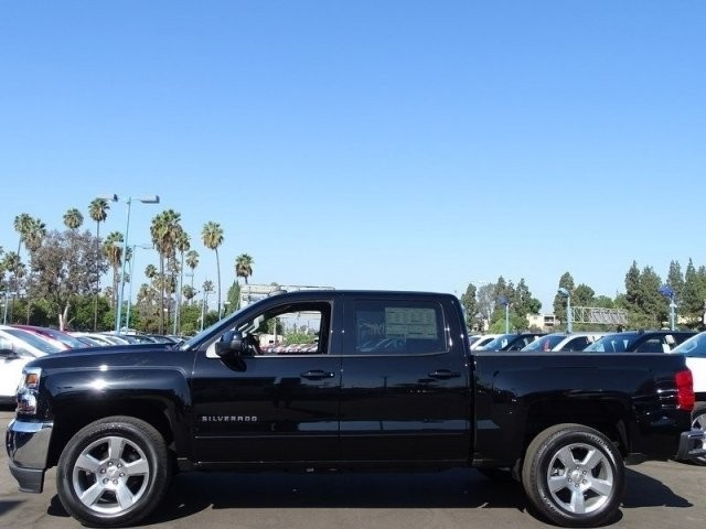 2018 Silverado 1500 Crew Cab 4x2,  Pickup #186109 - photo 3