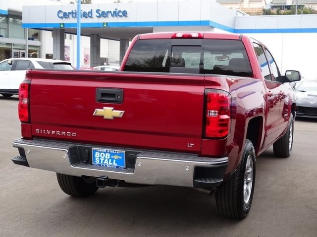 2018 Silverado 1500 Crew Cab 4x2,  Pickup #186168 - photo 5