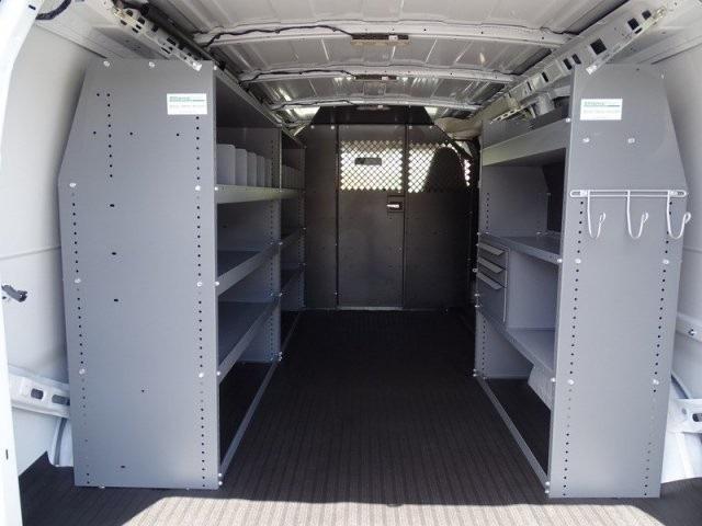 2019 Express 2500 4x2, Masterack Upfitted Cargo Van #193199 - photo 1