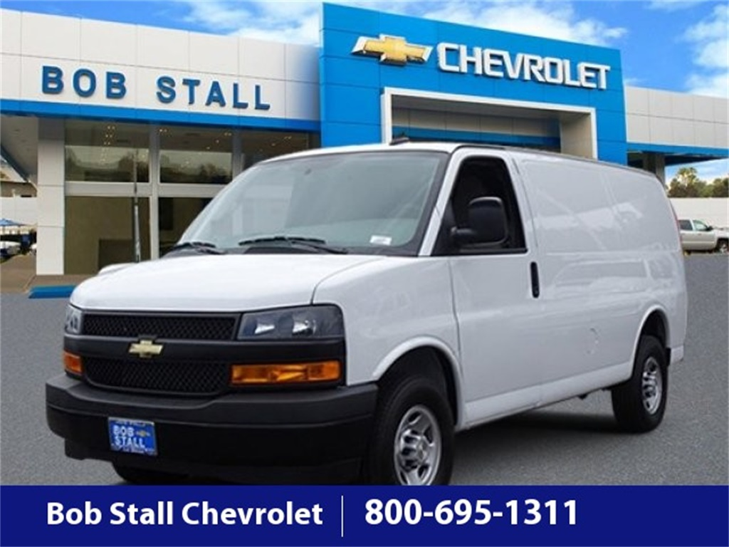 2019 Chevrolet Express 2500 4x2, Masterack Upfitted Cargo Van #193208 - photo 1
