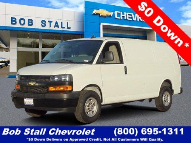 2019 Chevrolet Express 2500 4x2, Masterack Upfitted Cargo Van #PL193245 - photo 1