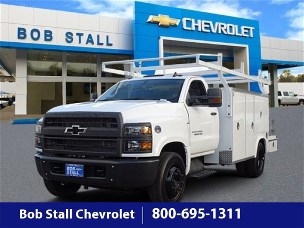 2019 Chevrolet Silverado 4500 Regular Cab DRW 4x2, Royal Combo Body #194044 - photo 1