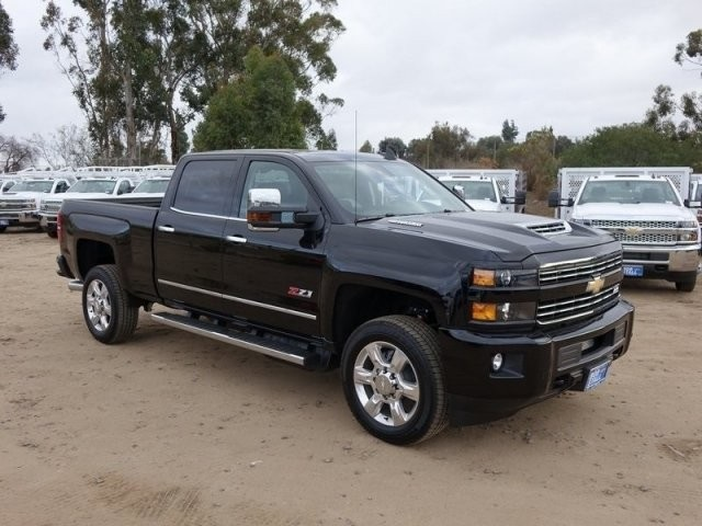 2019 Silverado 2500 Crew Cab 4x4,  Pickup #195084 - photo 7