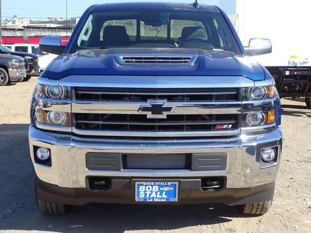 2019 Silverado 2500 Crew Cab 4x4,  Pickup #195239 - photo 4