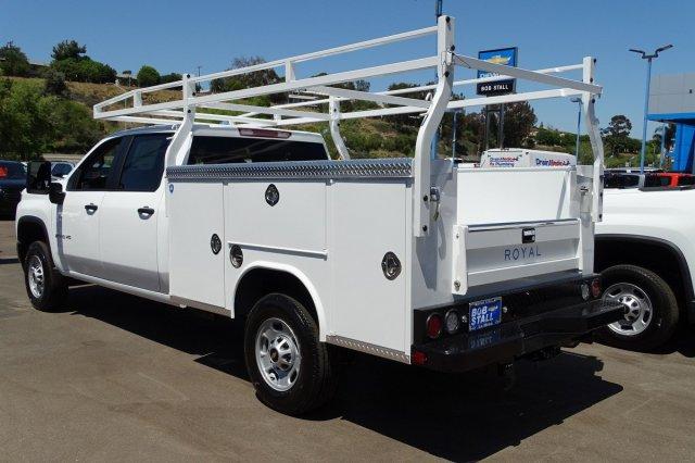 2020 Chevrolet Silverado 2500 Crew Cab RWD, Royal Service Body #203148 - photo 1