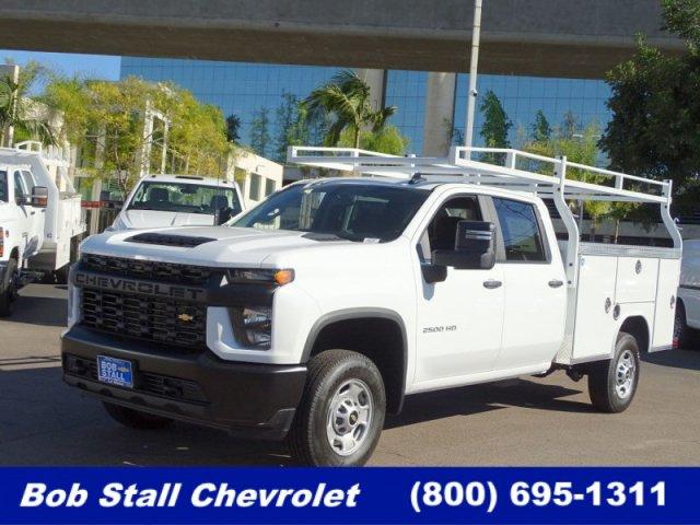 2020 Chevrolet Silverado 2500 Crew Cab RWD, Royal Service Body #203150 - photo 1