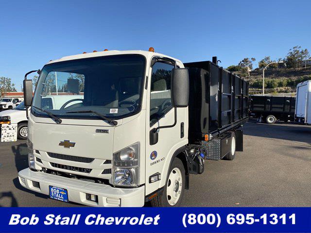 2020 Chevrolet LCF 5500XD Regular Cab DRW 4x2, Martin Landscape Dump #203206 - photo 1