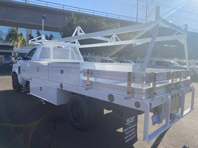 2020 Chevrolet Silverado Medium Duty Regular Cab DRW 4x2, Scelzi Contractor Body #203210 - photo 1