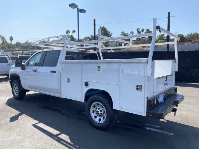 2020 Chevrolet Silverado 3500 Crew Cab RWD, Harbor Service Body #203211 - photo 1