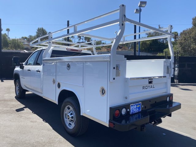 2020 Chevrolet Silverado 2500 Double Cab RWD, Royal Service Body #203223 - photo 1