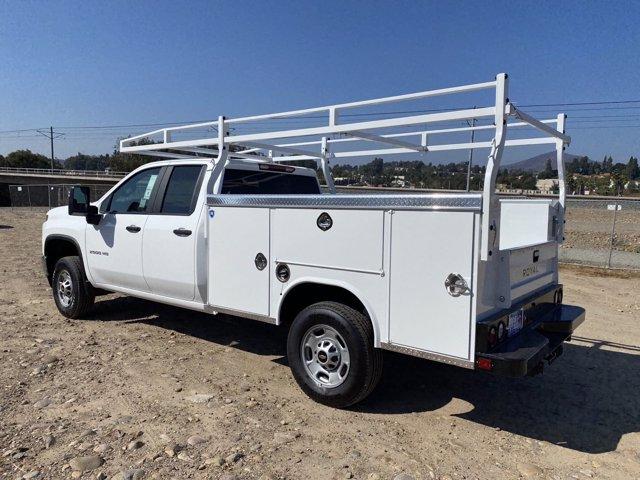 2020 Chevrolet Silverado 2500 Double Cab 4x2, Royal Truck Body Service Body #203237 - photo 1