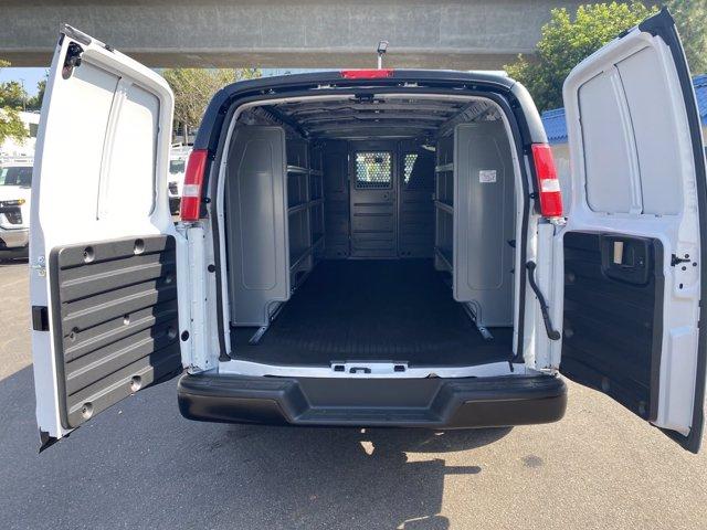 2020 Chevrolet Express 3500 RWD, Adrian Steel Upfitted Cargo Van #203241 - photo 1
