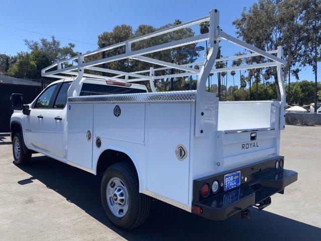 2020 Chevrolet Silverado 2500 Double Cab RWD, Royal Service Body #203247 - photo 1