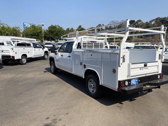 2020 Chevrolet Silverado 2500 Double Cab RWD, Royal Service Body #203284 - photo 1