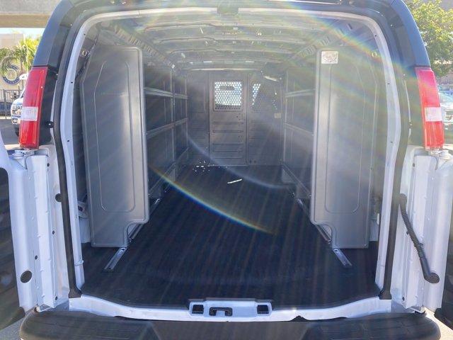 2020 Chevrolet Express 2500 4x2, Adrian Steel Upfitted Cargo Van #203317 - photo 1