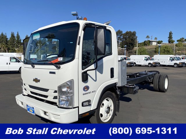 2020 Chevrolet LCF 5500XD Regular Cab DRW 4x2, Cab Chassis #203365 - photo 1