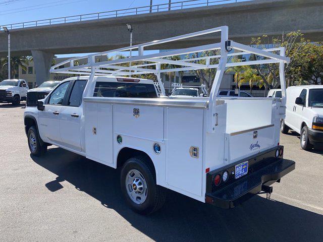 2020 Chevrolet Silverado 2500 Double Cab 4x2, Harbor Service Body #203427 - photo 1