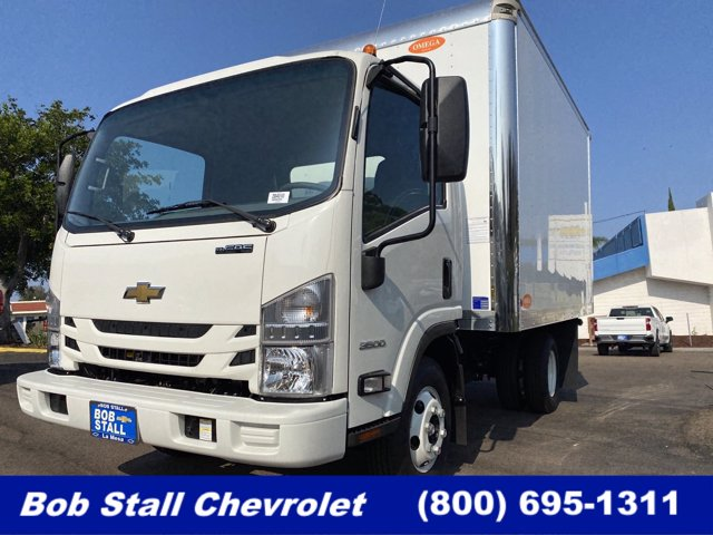 2020 Chevrolet LCF 3500 Regular Cab RWD, Delta Stag Dry Freight #204010 - photo 1