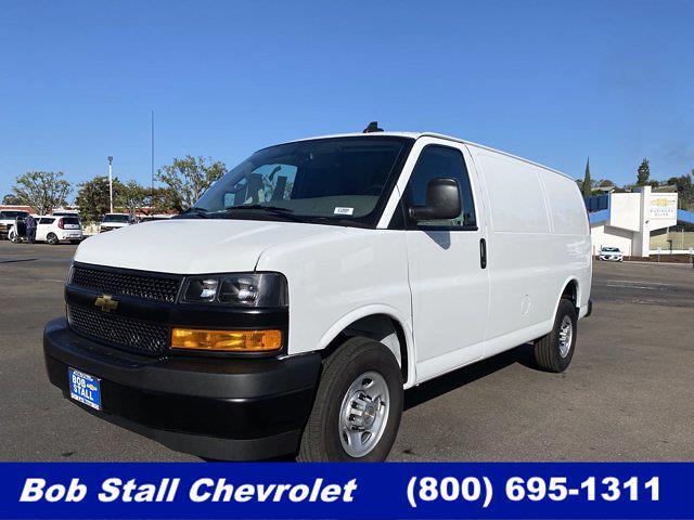 2021 Chevrolet Express 2500 4x2, Harbor Upfitted Cargo Van #213068 - photo 1
